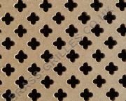 10mm Club Decorative Screening Panel - Unfinished MDF Grille - 1830mm x 610mm x 4mm